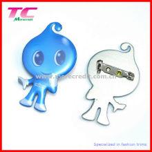Emblème Custom Enamle Metal Pin