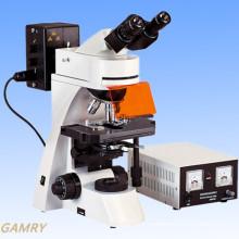Profesional de alta calidad Epi-Fluorescencia Microscopio (EFM-3001)