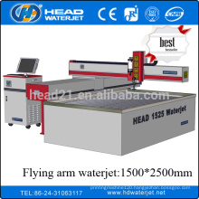 1500*2500mm cnc cantilever type stone cutting machine