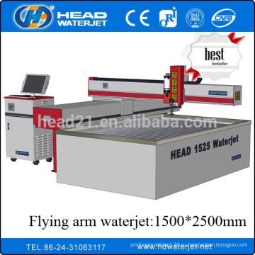 1500 * 2500 мм cnc консольный тип камнерезный станок