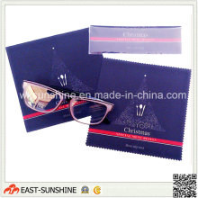 Microfiber Cleaning Cloth for Glasses/ Cell Phone/Lens