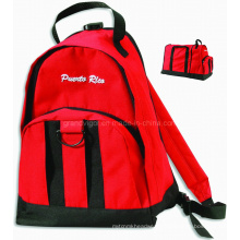 Foldable Backpack and Sport Bag