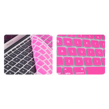 Promotion Laptop Silicone Keyboard Cover/ Protector Skin for Apple MacBook PRO
