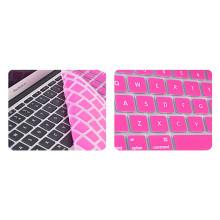 Защитная пленка для ноутбука с силиконовым покрытием / защитная кожа для Apple MacBook PRO