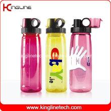 750 ml de garrafa de plástico sem plástico BPA (KL-B2100)