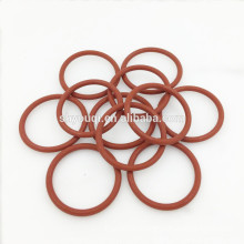 FDA Certificate Soft Silicone O Ring/Rubber O Ring Seals Machine Seal Part