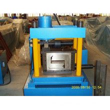 low price C Z purline roll forming machine for sale