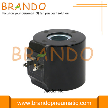 20.2mm DIN43650A Connector 2W Water Solenoid Valve Coil