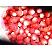 Gefrorene köstliche IQF Rote frische Erdbeere