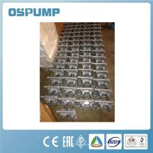 diaphragm pump (engineering plastic / teflon / air operated)
