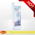 LED Light Beer Cooler Display Showcase Refrigerators