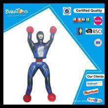 Hot item niños juguetes escalada hombre araña