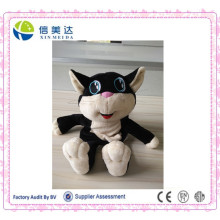 Funny Children Toy Plush Cat Puppet Toy