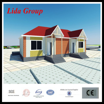 128 M2 Luxury Modular House