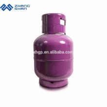 Cylindre de gaz en acier GPL soudé de 10 kg avec des prix compétitifs