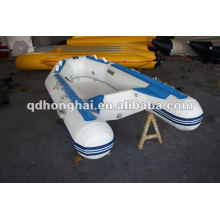 CE inflatable rib boat RIB250 with CE