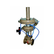 Zzhp Self-Reliance Steam Pressure Regulating Valve