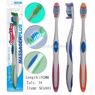 soft bristle adult toothbrush