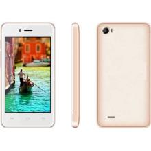 Android 4.4., Quad-Core Slim, GSM 2band + Téléphone intelligent WCDMA 2100