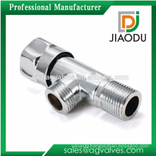 1 inch or 2 inch hot sale good selling sanitary cw614n brass water angle valve for water