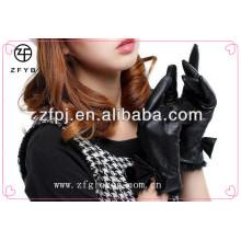 2016 neues Design Polieren Leder Handschuhe