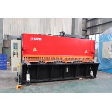 China Manufaktur 12 * 6000 Hydraulische Schermaschine