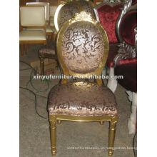 Cadeira de madeira barroca XYD080