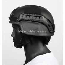 capacete confortável kevlar mich à prova de balas FAST capacete balístico