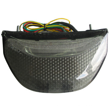 LED Integrated Taillight For Cbr1000rr (HRY112-11P)