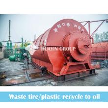 Convierta residuos en riqueza Recicle la máquina de neumáticos al combustible diesel