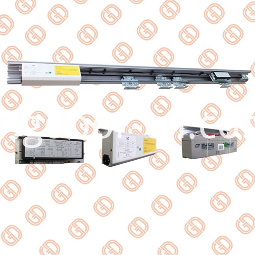 Automatic Sliding Door Operators with Main Parts