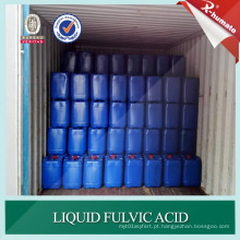 25% -40% de fertilizante orgânico ácido fúlvico líquido