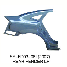 FORD MONDEO 2007-2011 Rear Fender