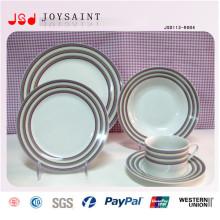 Бытовой Фарфор Ежедневного Использования Посуда Керамические Плиты
