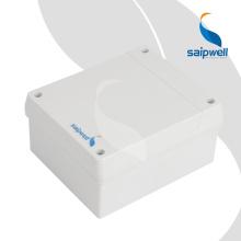 SP-D9065 139 * 119 * 70 Boîte à bornes en plastique avec 5 bornes Ignifuge Saip Saipwell IP65 Boîte de jonction électronique étanche