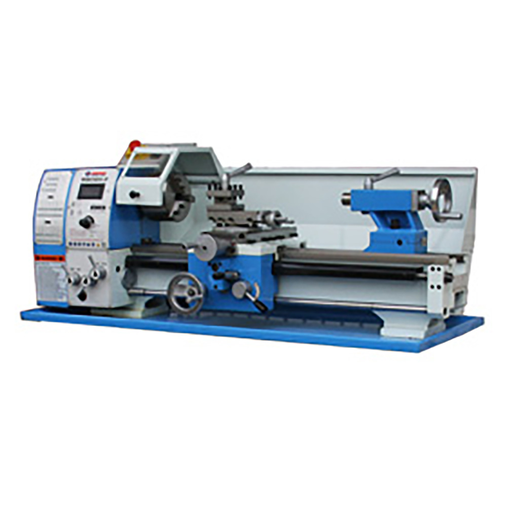 Variable speed lathe Distance between centers 550/750 mm
