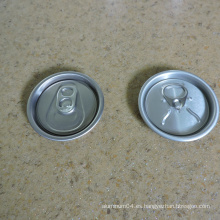 58mm 206 tapas de aluminio 500ml de bebida