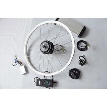 48V battery 500W motor e bike conversion kit