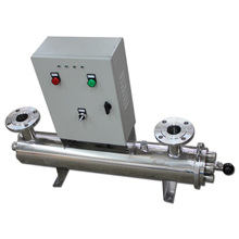 Manual Cleaning UV Disinfection System for Water Treatment