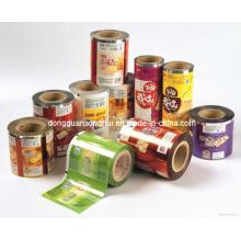 Filme plástico do empacotamento de alimento / filme de empacotamento macio / película do empacotamento flexível