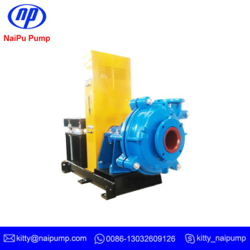 Naipu Flue Gas Desulfurization Slurry Pump สำหรับ FGD