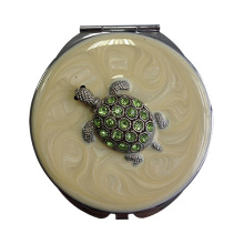 The Cute Tortoise Makeup Mirrors