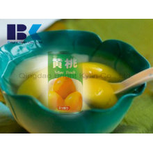 The Best for Elders Canned Yellow Peach