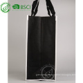 Reusable custom pp non woven grocery shopping bag with logo