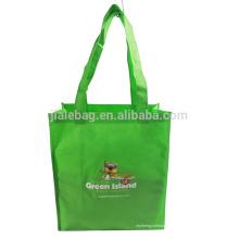 Новое прибытие ЭКО подгонять складной Non сплетенная хозяйственная сумка