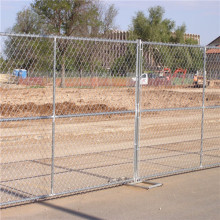 Used Canada and Australia temporary fence