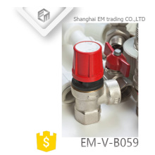 EM-V-B059 pared colgó calderas calentadores de agua válvula de seguridad de la caldera de gas