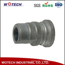 Точность анодированный алюминием CNC поворачивая подвергая механической обработке механически части