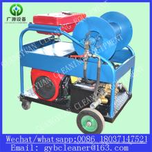 50-400 мм Очистка канализационных труб Очистка высокого давления