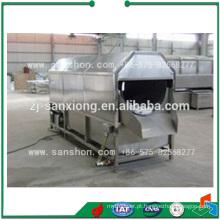Máquina de lavar do gengibre do tipo do rolo de China